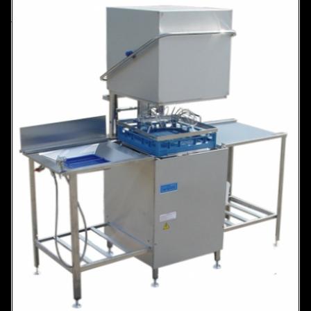 Б/У Промышленная посудомоечная машина купольного типа ТОРГМАШ МПУ-700-01 без мотора, фото 2