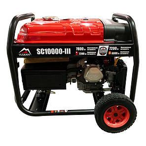 Генератор газобензиновый Vulkan SC10000-III, фото 2