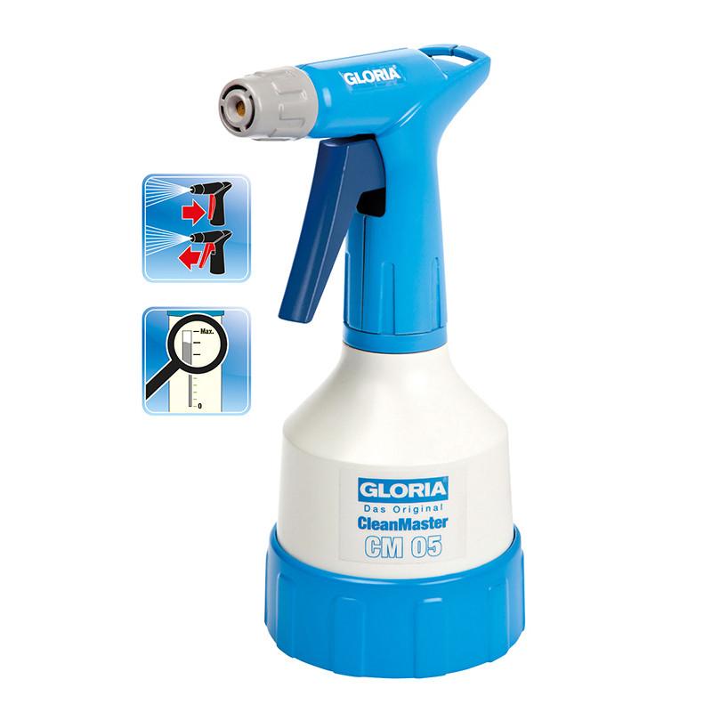 Опрыскиватель Gloria CleanMaster CM 05