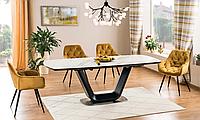 Стол обеденный Signal Armani Ceramic 90X160(220) см (ARMANIBC160), фото 1