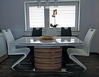 Стол обеденный Signal Fano 90x160(220) см Дуб сонома (FANOS), фото 1