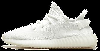 Adidas Yeezy Boost 350 V2 Cream White Белые мужские