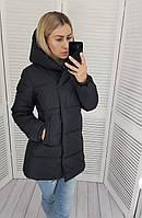 Куртка женская демисезонная арт. 1005 черный