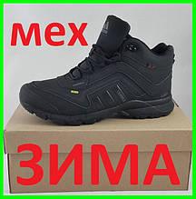 Кросівки ADIDAS TERREX Чоловічі ЗИМА - ХУТРО Адідас (розміри: 42) Відео Огляд