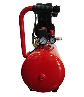 Компрессор Vulkan IBL24LOS безмасляный, 1,6 кВт, 24 л, фото 2