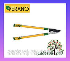 Verano 71-835 / секатор для ветвей, срез косой 780 мм, d среза 44 мм Верано 71-835