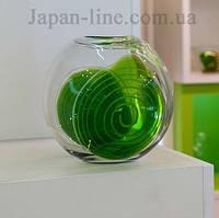 "Ваза стеклянная ""Aquarium"" Sakura SK-4105 215х205 мм"