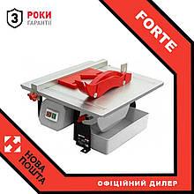 Плиткоріз Forte TC 180