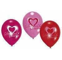 Воздушные шарики Love 1шт Ш-1996