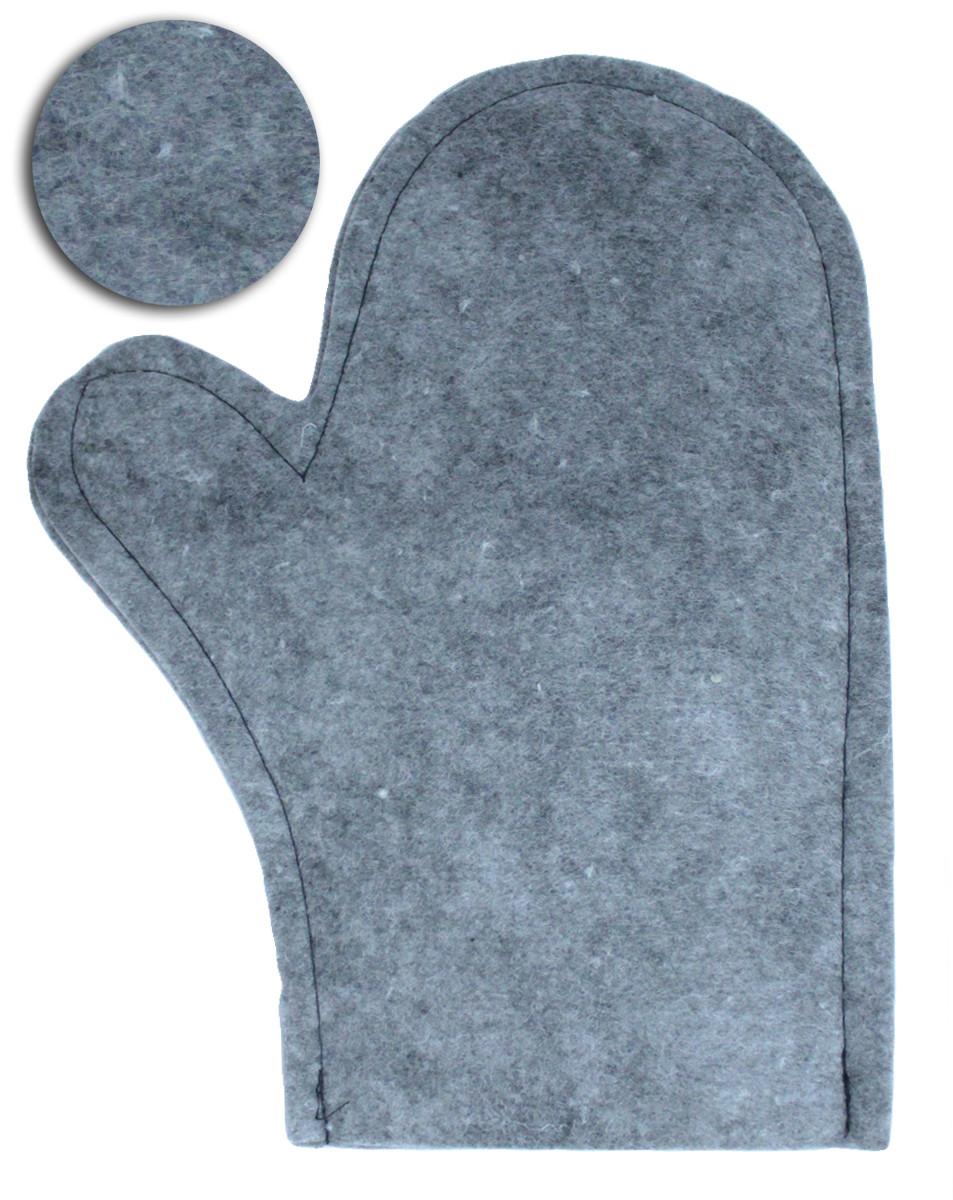 Варежка (рукавица) для бани и сауны (1 шт/уп)
