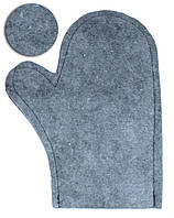 Варежка (рукавица) для бани и сауны (1 шт/уп), фото 1