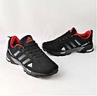 Мужские Кроссовки Adidas Fast Marathon Чёрные Адидас (размеры: 44) Видео Обзор, фото 9