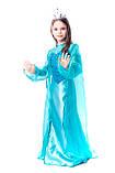 Платье принцессы Эльзы Фрозен Холодное сердце, фото 3