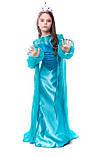 Платье принцессы Эльзы Фрозен Холодное сердце, фото 2