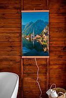 Картина обогреватель электрический (Горы) электрообогреватель Трио 00117, фото 1