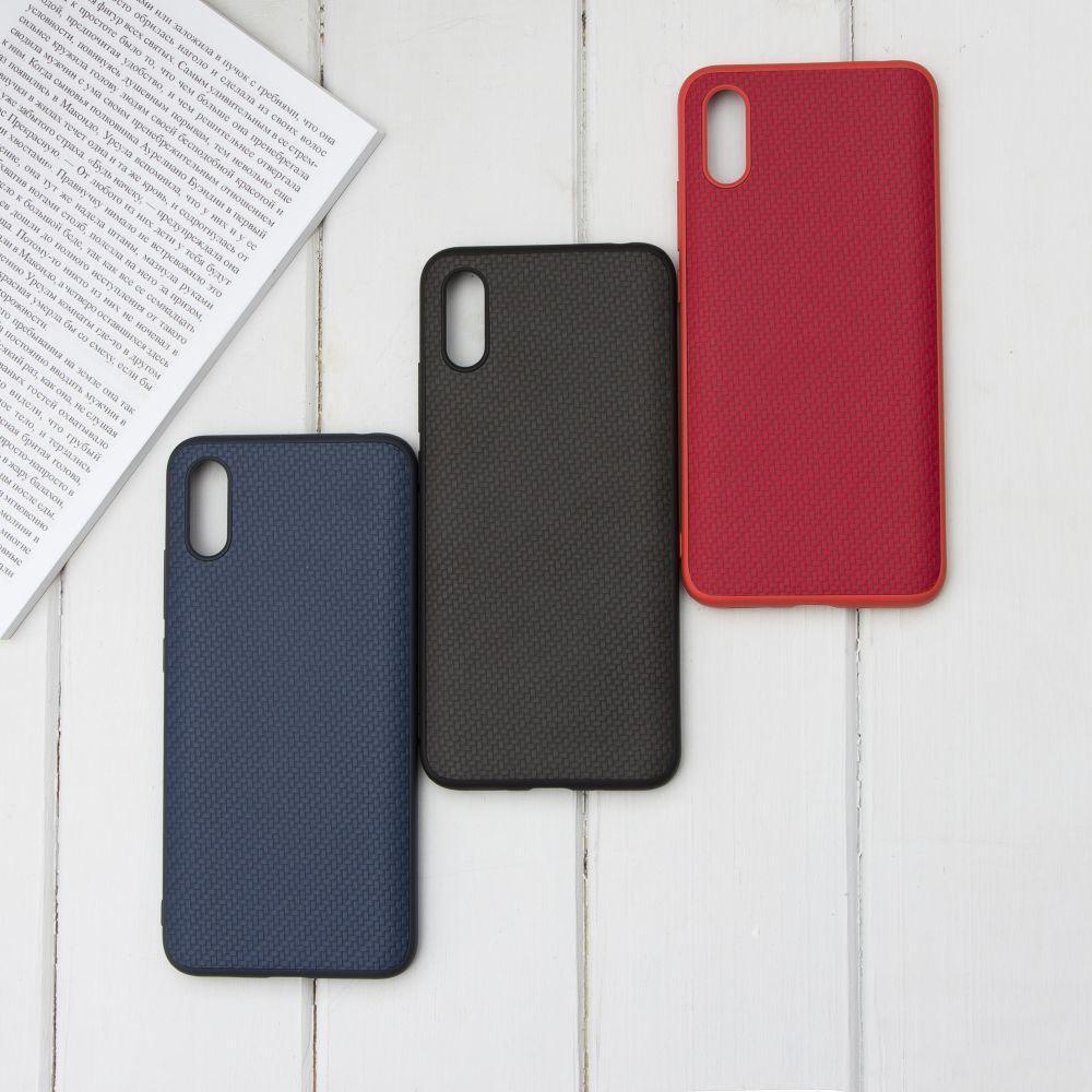 Чехол Carbon for Xiaomi Redmi 9