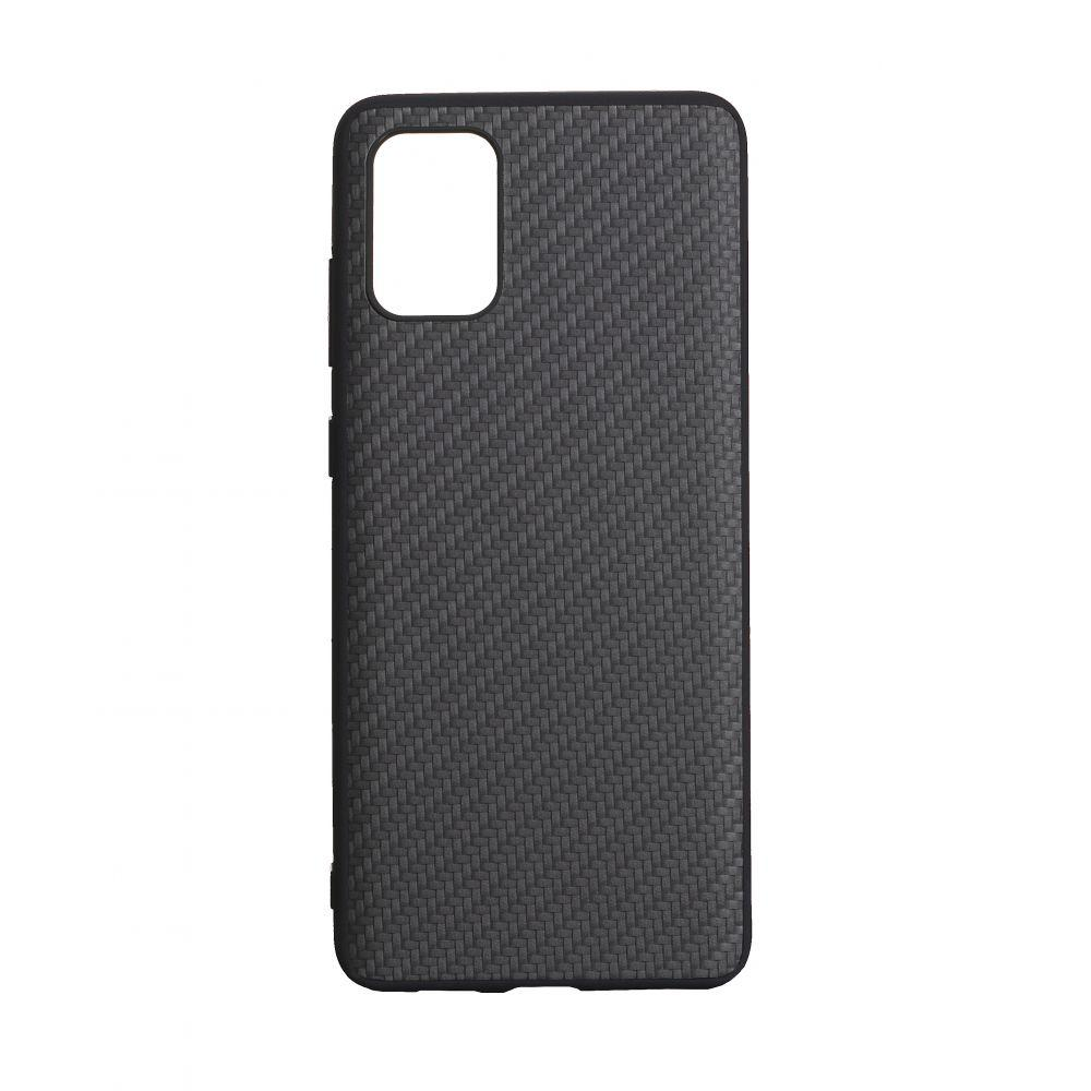 Чехол Carbon for Samsung A71 2020