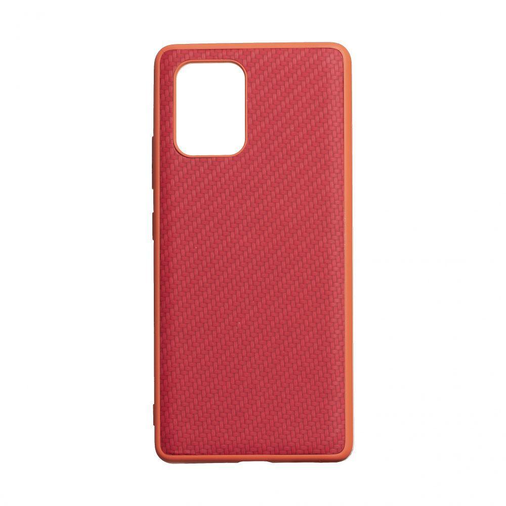 Чехол на телефон Самсунг S10 Lite 2020 Carbon for Samsung