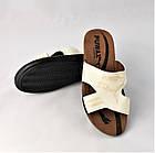 Мужские Шлёпанцы Тапочки Сланцы Белые (размеры: 45), фото 3
