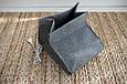 Електрична грілка для ніг Чобіток, Сірий, Тріо 02201, грілка для ніг електрична | электрогрелки для ног, фото 9