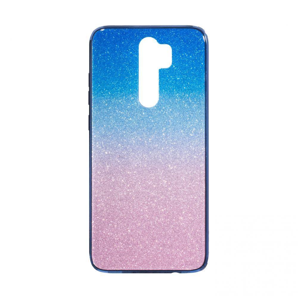 Чехол Glass TPU Ambre for Xiaomi Redmi Note 8 Pro
