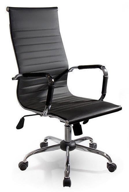 Компьютерное кресло офисное Exclusiv Черное
