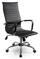 Компьютерное кресло офисное Exclusiv Черное, фото 1