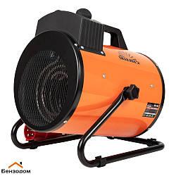 Тепловентилятор электрический Vitals EH-52 (5 кВт, 3 режима)