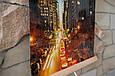 Картина обогреватель (Манхеттен, ночной) настенный пленочный электрообогреватель Трио 00123 (GK), фото 5