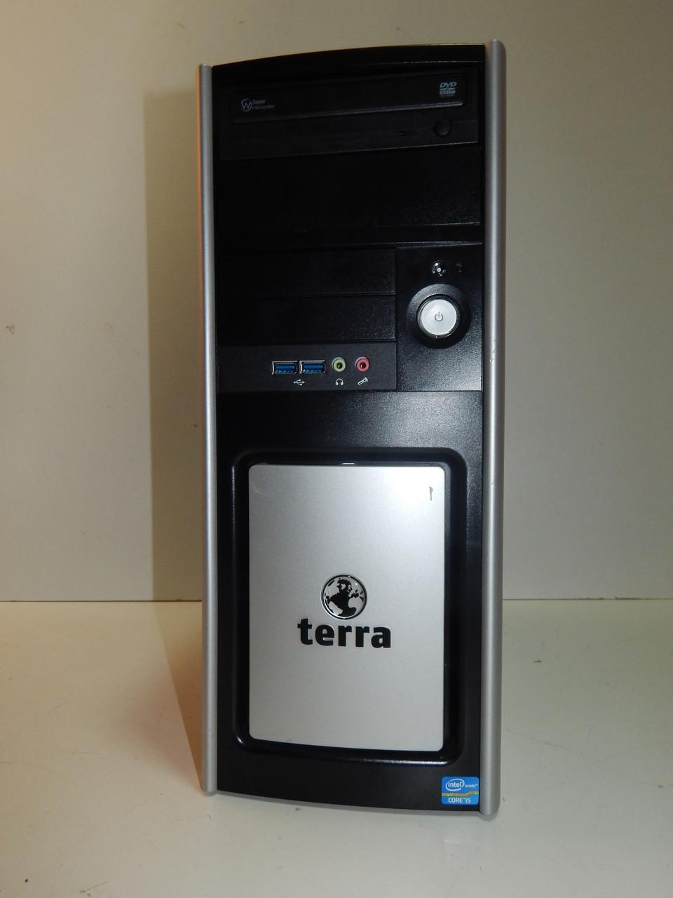 Ігровий комп'ютер Terra 5000 i5-4440 (3.1 MHz) RAM 8 ГБ RX560 4 ГБ Socket: 1150 Б\у