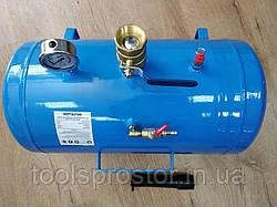 Инфлятор бустер шиномонтажный для накачки шин AL-FA : 40 л. | 10 бар