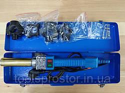 Паяльник для пластиковых труб ГОРИЗОНТ ППТ-1800 : 50-300 оС   1 Год гарантии