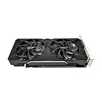 Видеокарта 8Gb PCI-Exp Palit GeForce RTX2070 DUAL GDDR6 (256bit) HDMI/3xDP/USB-C (RTL) NE62070015P2-1062A, фото 4