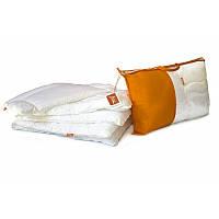 """Комплект постельного одеяло и подушка, цвет голубой 90х120см  """"Magic cradle"""