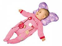 Подушка для новорожденных Бабочка, фото 1