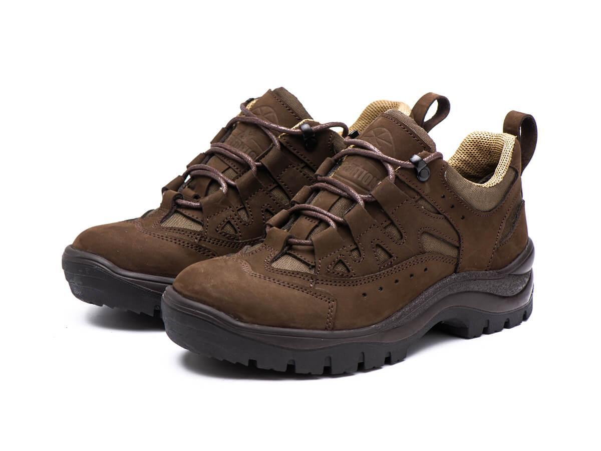 Жіночі тактичні кросівки- 49 коричневі