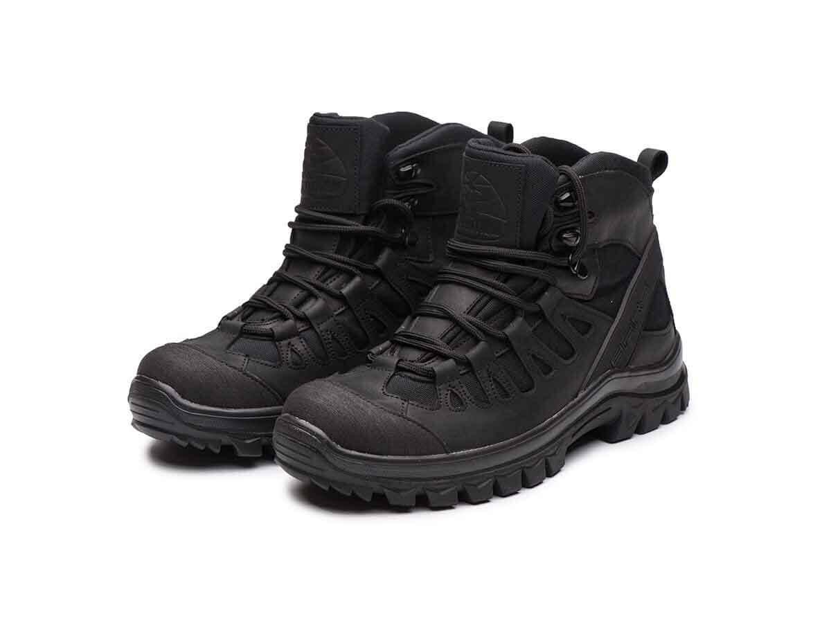 Тактичні черевики -50 чорні