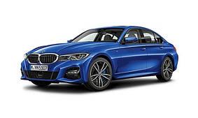 BMW 3 F30, F34