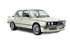 BMW 5 E12 Седан (1972 - 1981)