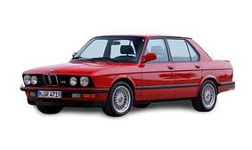 BMW 5 E28 Седан (1981 - 1987)