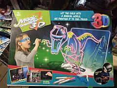 Планшет для рисования | Magic 3D Drawing Board Доска для рисования drawing board Magic 3D Магическая 3D доcка