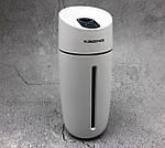 Увлажнитель воздуха ультразвуковой Adna Humidifier Q1 с LED подсветкой. Увлажнитель-ночник. Белый, фото 9