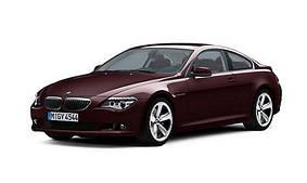 BMW 6 E63, E64