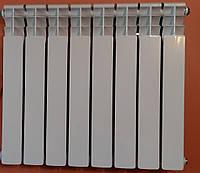 Биметаллический радиатор BITHERM (80BI-500) Fe+Al (батарея для отопления) / цена за секцию