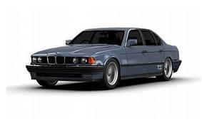 BMW 7 E32 Седан (1986 - 1994)