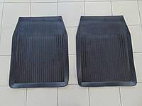 Коврики в салон резиновые для ВАЗ 2101-07, Таврия-Пикап передние, Дубно, комплект 2шт