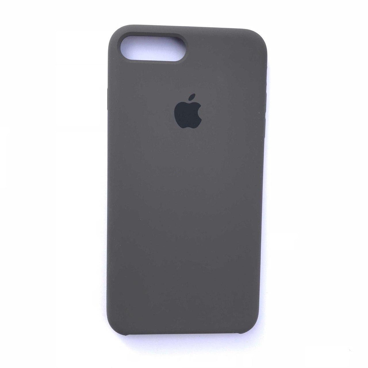 Чехол-накладка Silicone Case для Apple iPhone 7 Plus iPhone 8 Plus Cocoa