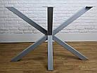 """Ножка для стола металлические """"Колья"""" от производителя, фото 2"""