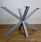 """Ніжка для столу металеві """"Кілки"""" від виробника, фото 3"""