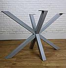 """Ножка для стола металлические """"Колья"""" от производителя, фото 3"""